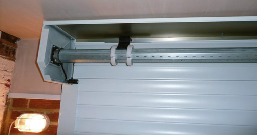 Auto Roll Insulated Roller Garage Door